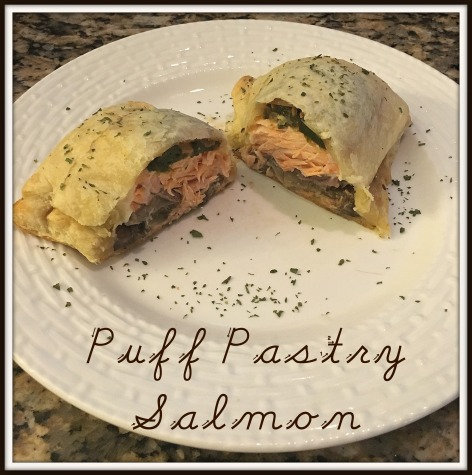 Puff Pastry Salmon 2