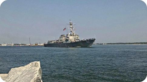 Ship Deployment