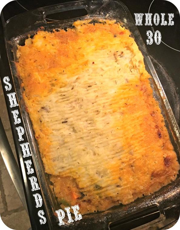 Whole 30 Shepherd's Pie